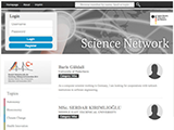 Years of science network
